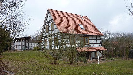 Fachwerkhaus im Neuen Stil!