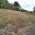 Alheim, Baugrundstück
