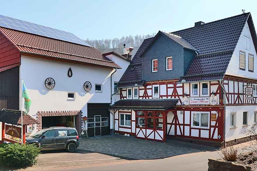 BadSooden-Allendorf, Gaststätte