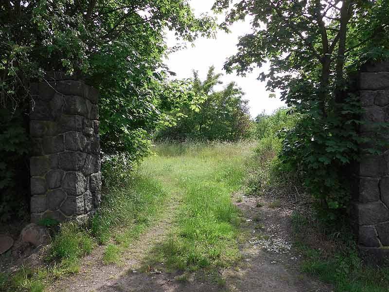 Parthenstein, Grundstück