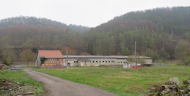 Vachdorf, Resthof
