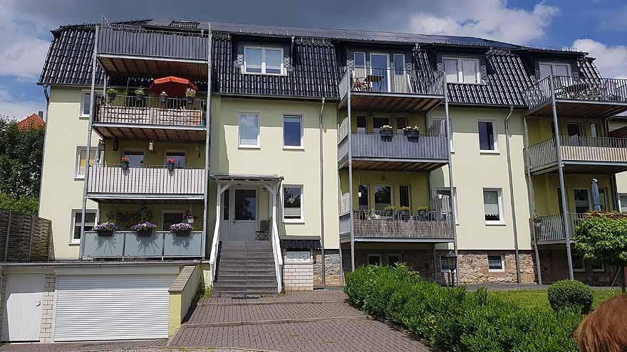 Osterode, Mehrfamilienhaus