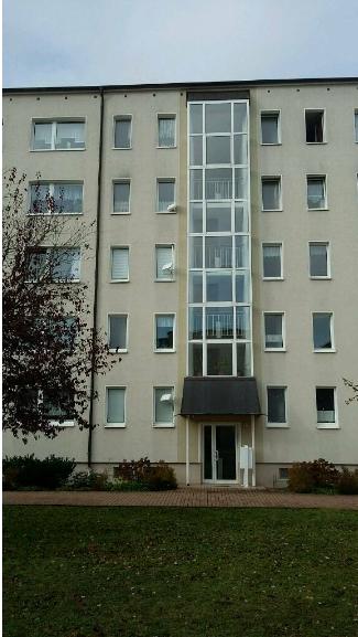 Seebach, ETW in der 5. Etage