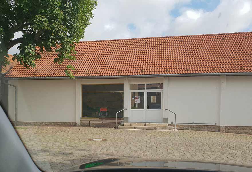Kutzleben, Gewerbeobjekt