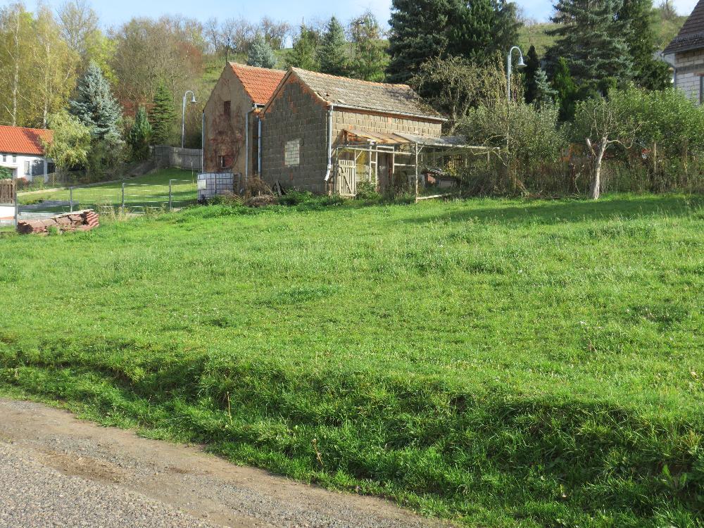 Urnshausen, Grundstück