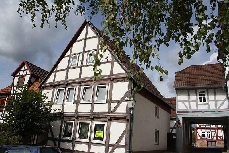 Spangenberg, Stadthaus