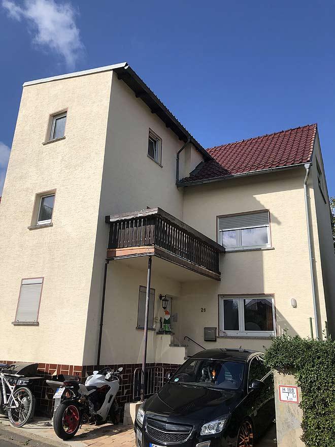 Burghaun, EFH