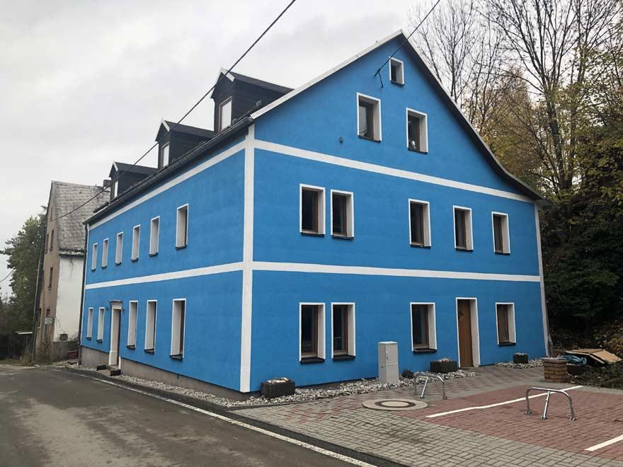 Langenweißbach, MFH
