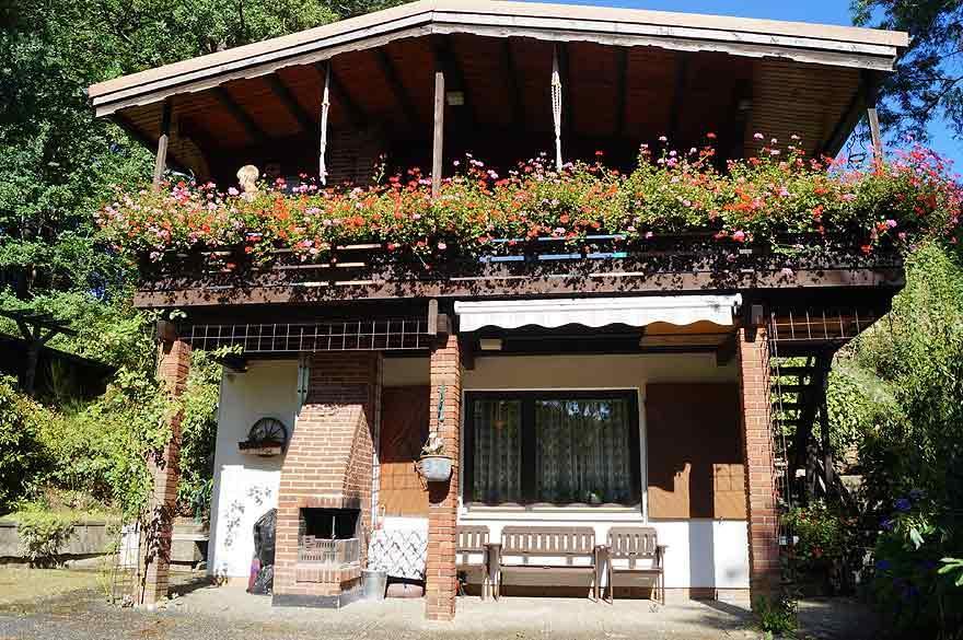 Neuenstein, Ferienhaus